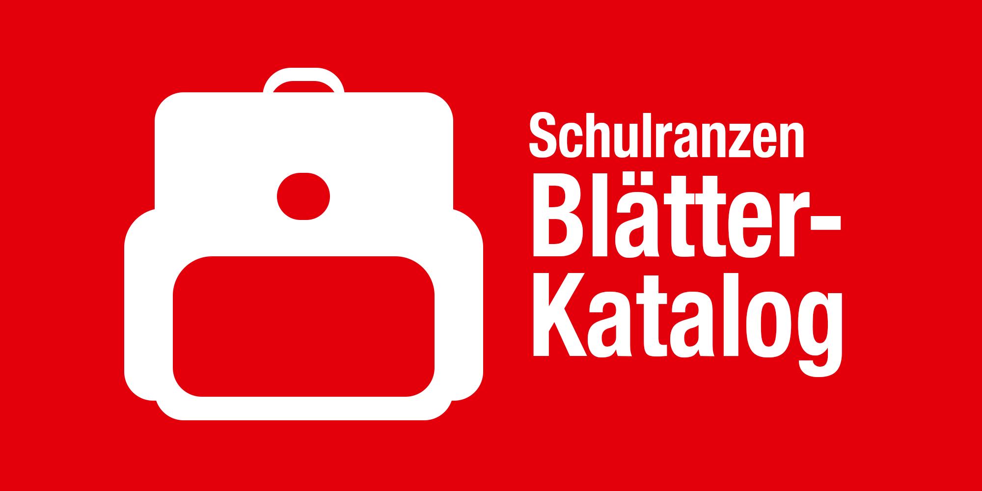 Büro Box Buxtehuder Büroartikel Markt: Schulranzen-Blätterkatalog