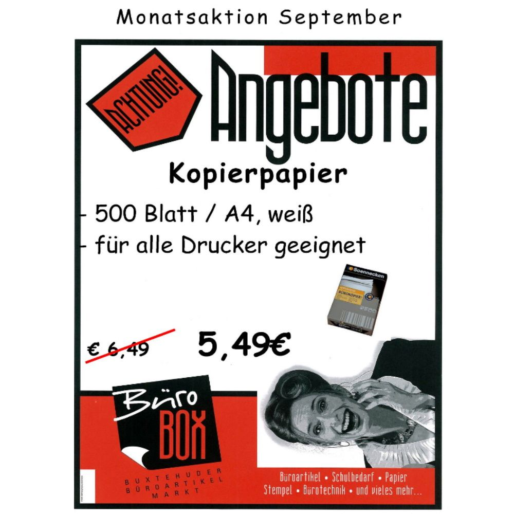 Büro Box Buxtehuder Büroartikel Markt: Chefsessel Airway