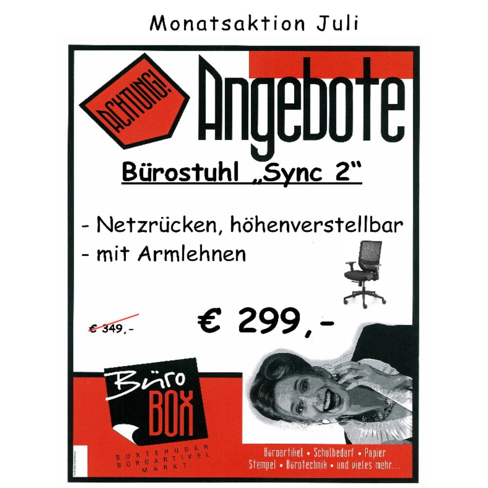 Büro Box Buxtehuder Büroartikel Markt: Schreibmappe