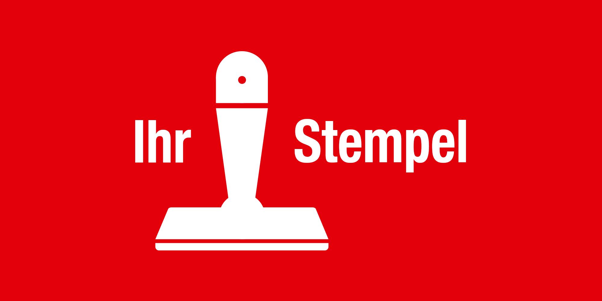 Büro Box Buxtehuder Büroartikel Markt: Stempel-Shop