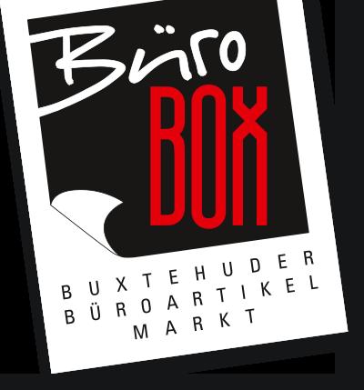 Büro Box Buxtehuder Büroartikel Markt: Logo